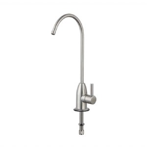 LJ3030-1 Medium stainless steel faucet